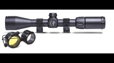 TAG 3-9x40 mm riflescope