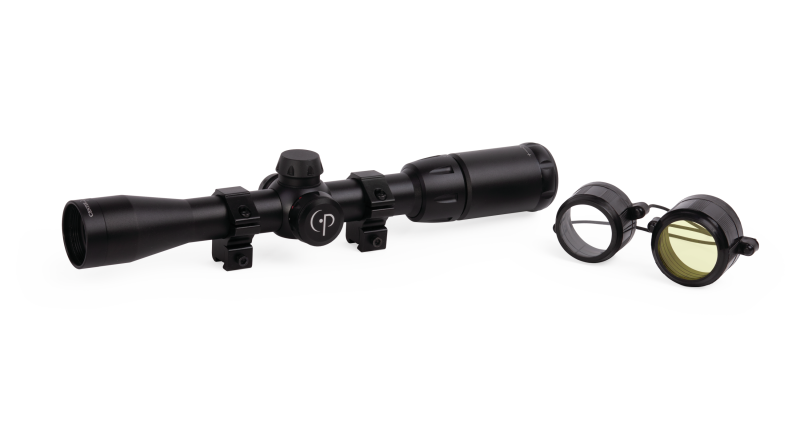 CenterPoint 3-9x40mm TAG Riflescope