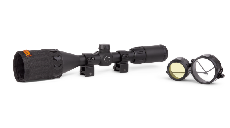CenterPoint 3-9x50mm TAG Riflescope