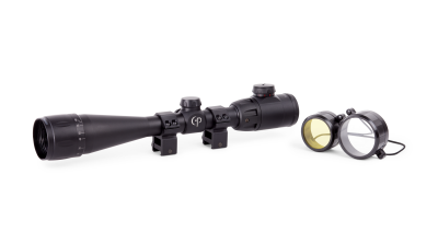 TAG rifle scope
