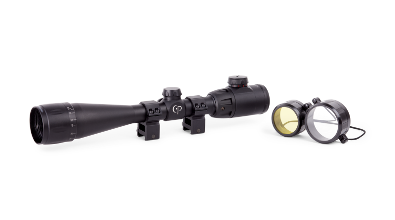 CenterPoint 4-16x40mm TAG Riflescope
