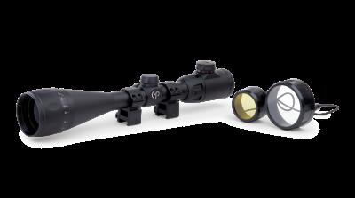 Riflescope 6-20x50mm