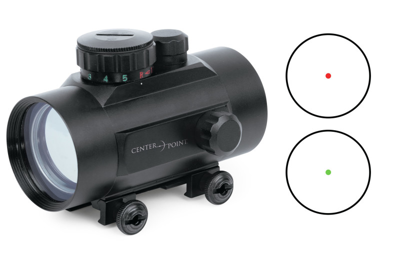 XL Dual Color Red Dot Sight