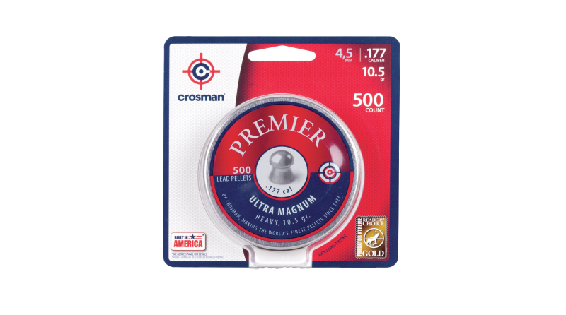 Crosman® Domed Pellet (.177)