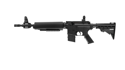 M4-177 Left Facing Profile