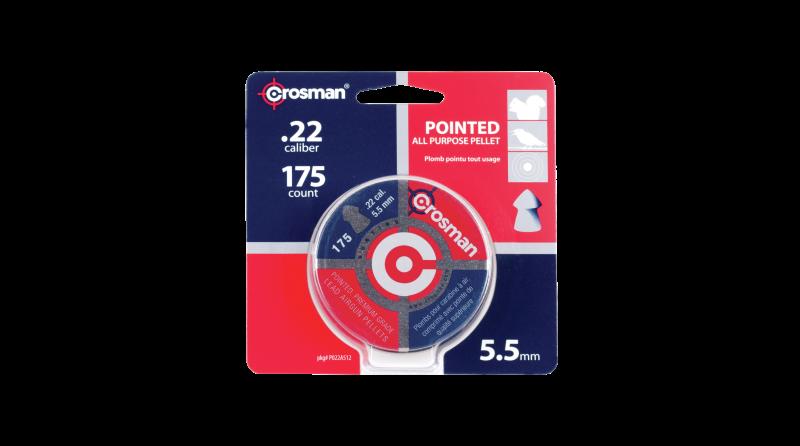 Crosman® Pointed Pellet (.22)