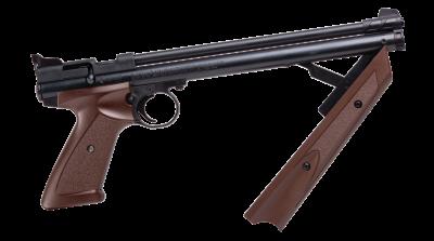 Crosman American Classic Pistol (.177) pumping