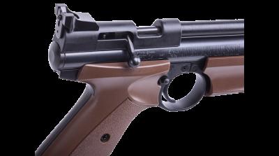 Crosman American Classic Pistol (.177) bolt and sights