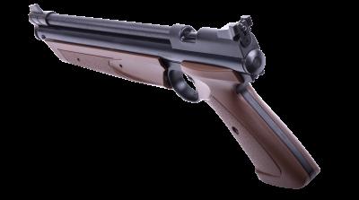 Crosman American Classic Pistol (.177) back left angled