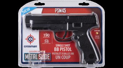 Crosman PSM45 (BB) package