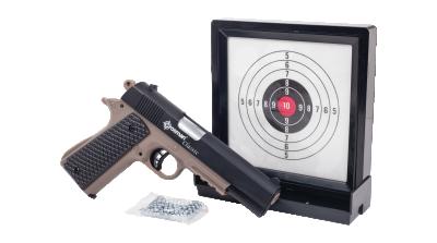 Crosman® Classic 1911 Pistol Kit (BB)