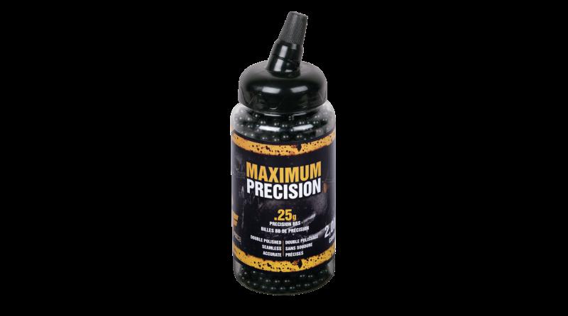 Game Face Maximum Precision Airsoft Ammo (.25)