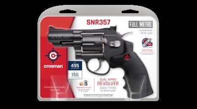Crosman SNR357 (BB/ .177) package