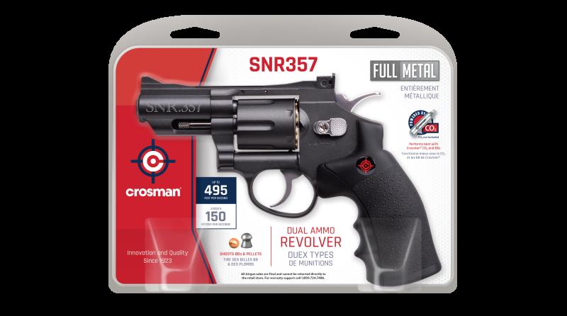 Crosman® SNR357 (BB/ .177)
