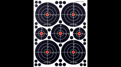 Visible Impact Target